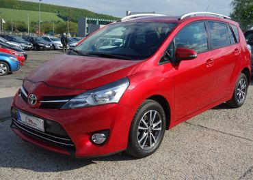 Toyota Verso 1.6 I D-4D DPF Active s odp. DPH