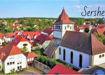Sersheim – opatrovanie pri Stuttgarte