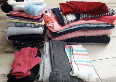 balík oblečenia 7-8 rokov