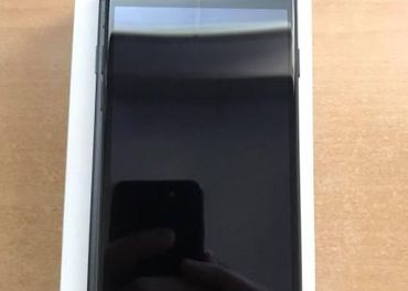 iPhone 7 Matte black 128gb