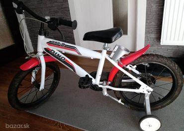 Detský bicykel + kolobežka