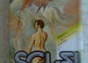 Predám knihy SCI-FI
