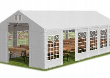 6x12m 2-3,09m záhradný párty stan / vystužený