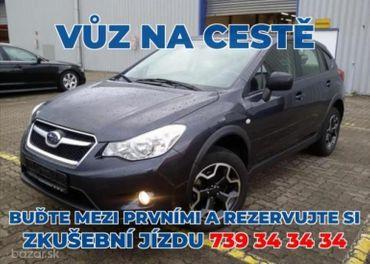 Subaru XV 1,6 i CVT AWD Automat Serv.kni