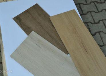 Gres Drevo dlazba obklad 30x120 3 farby