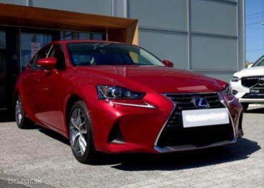Lexus IS 300h 2,5 EXECUTIVE ZÁRUKA 36M