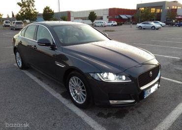Jaguar XF Prestige aut_ZÁRUKA_odp. DPH_