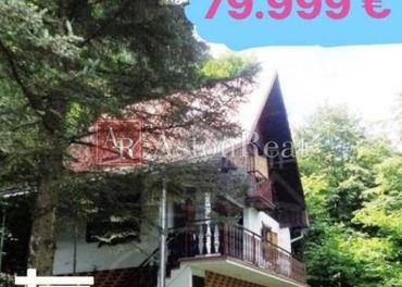 Predaj: Rekreačná CHATA, Zvolen - Môťová s výhľadom na priehradu