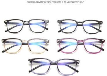 Nedioptricke okuliare PUBU