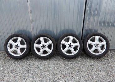 19 zimné kolesá Mercedes ML