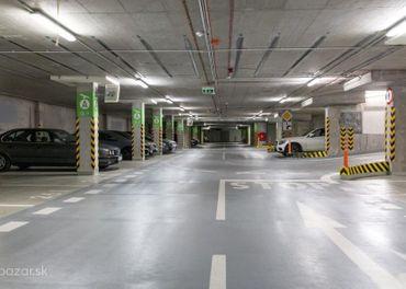 Parkovacie státie v CityParku Ružinov