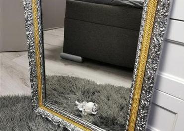 renovované zrkadlo