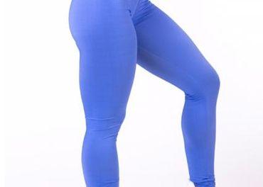 dámske fitness leginy style NEBBIA mix vzor