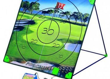 Pro Chip electronický chiping target na nácvik krýtkej hry