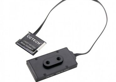 CFAST to SSD MSATA adapter