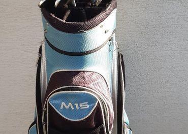 Dámsky ľavý golfový set