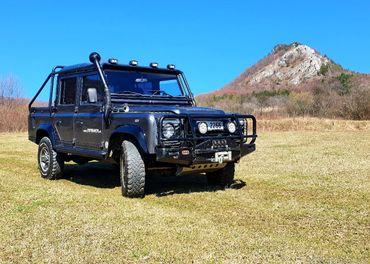 Land Rover Defender 110 Pick up – LIMITED EDITION LARA CROFT