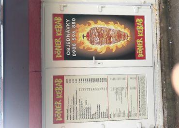 Ponuka prace v kebabe