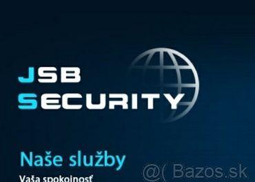 SBS Security - straznik