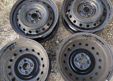 Oceľové disky 5Jx15 CH/LT 40/35   R15 4x100