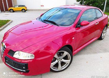 Alfa Romeo GT 2.0 JTS 166PS