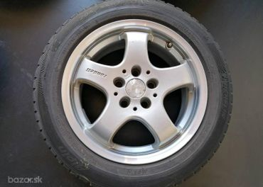 Alu Sada = 5x110 = R.O.D. = s pneu = 205/55 R16