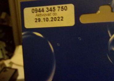 Aktivne SIM O2 Voľnosť s kreditom 2 eur