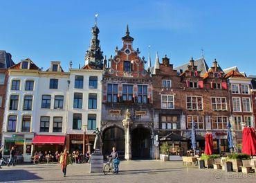 Opatrovanie Holandsko Nijmegen 4.12.