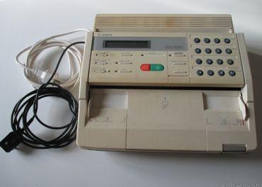 Predám CANON Fax 250, model H 11056, výroba Francúzko, použí