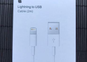Nový nabíjací kábel na iPhone 2m