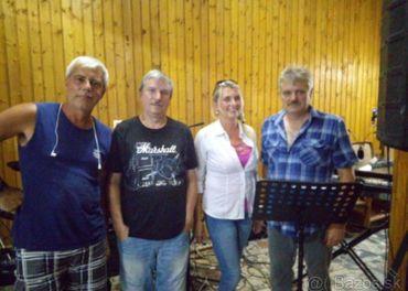 Hudobná skupina na rôzne príležitosti