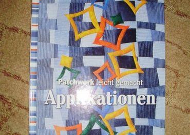 Nepoužívaná kniha-návody-patchwork-aplikácie