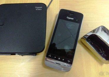 PREDAJ bezdrôtový telefón - Android Gigaset SL 930