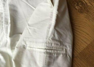 Adidas biele šortky - stretch