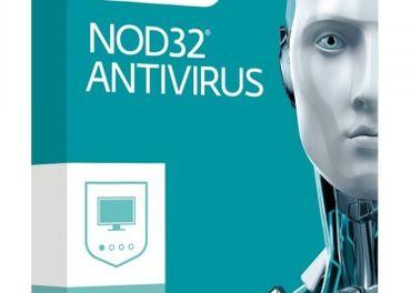 Eset Nod32 a Internet security