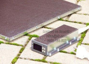 Vyhrevna podlozka pre, pes macka 50x50cm 230V s termostatom