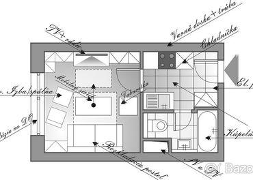 Prenajmem pekný apartmán vo Vysokých Tatrách