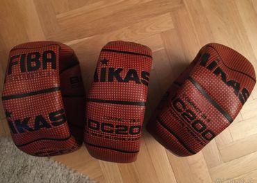 Basketbalová lopta zn. Mikasa veľ. č.6- NOVÁ- vhodný darček