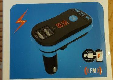 Fm Transmitter do auta na usb