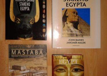 Knihy o starovekom Egypte