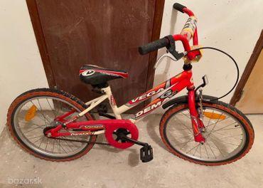Detský bicykel Dema Vega