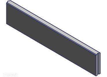 LACNO Parkový obrubník oblúkový