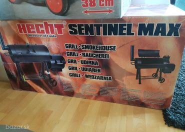 Gril Hecht Sentinel Max