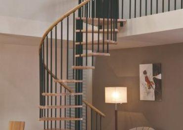 Vretenové schody Spiral DECOR