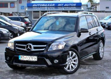 Mercedes-Benz GLK 220 CDI 4matic BLUE