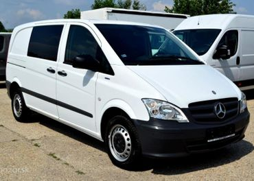 Mercedes Vito 2.2 CDI 113 CDI Kompakt BlueEfficiency