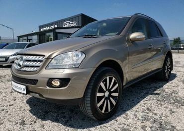 Mercedes-Benz M trieda ML 320 CDI