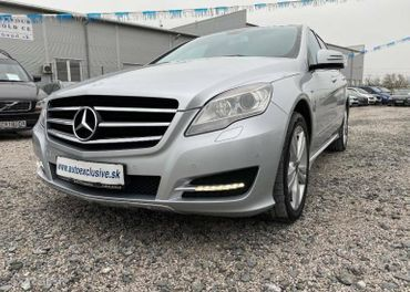 Mercedes-Benz R trieda 300 CDI BlueEFFICIENCY