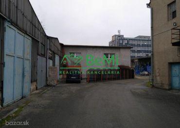 Na predaj polyfunkčný objekt Prešov, Budovateľská (029-18-MMCa)