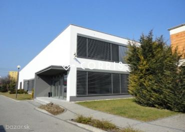 CORRIS: Predaj: Exkluzívna administratívna budova, BA-Ružinov